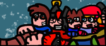Me Ridin' My Family On An Open Sleigh by EpCoreTheAlmighty
