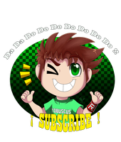 Da Da Do Do Do Do Do Do Do Subscribe by TheDarkShadow123