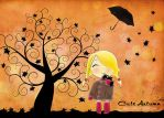 Cute Autumn. by agnesina