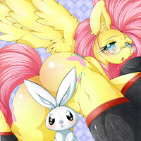 Fluttershy by SuddenHack