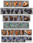 Butterfly-winged Cats by soulofwinter