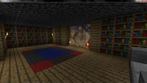 Library inside by IronnMann666