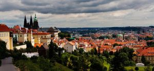 Prague by ruthsantcortis