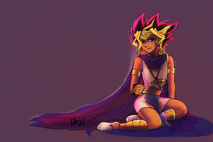 Pharaoh by Allegretto-kun