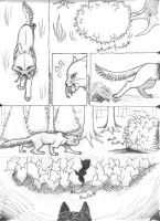 TWF Page Sketch 2 by x-EBee-x