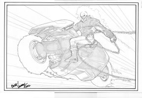 Ghost Rider by sunny615