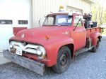 Ford f-100 tow truck by prestonthecarartist