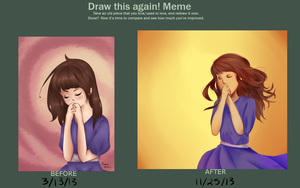 Meme  Before And After By Bampire-d2xu044 by tomoharume