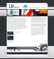 DPsolutions webdesign v 3.0 by kylie87