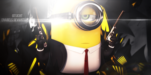 Minion Hitman by Enabels