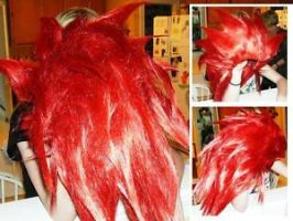 Axel Wig 1.0 by BlondieCartoons