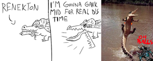 Renekton in a nutshell 2 by misterPlata