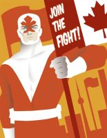 Captain Canuck by SHAN-01