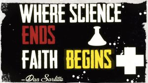 Where Science Ends... by MCSarts