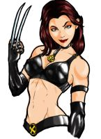 x-23 all colors by xolao