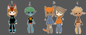 Offer Adopts {closed} by SummerShimmer-adopts
