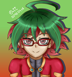 30 day challange - [Day 2 - Glasses] by brsa