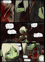 MLP Project - Blood is Thicker... 24 by Metal-Kitty