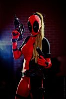 Deadpool by KaitoEinsam