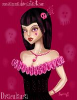 My Sweet Draculaura by begumaa