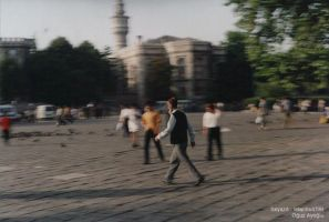 beyazit-istanbul-TR by bearsign