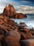 Seas Stock - Pinnacles, Phillip Island by cbidgie