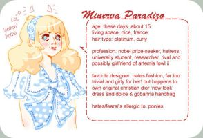 AF: Minerva LOL by otherwise