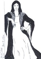 Evil Queen -- Character Design by Charis