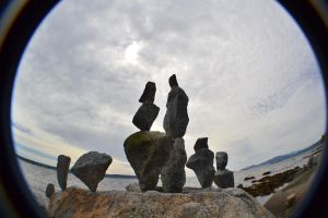 BALANCED STONES 37 by JJShaver