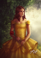 Belle by ceriselightning