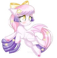 COM: Shoo The Batpon by ArtsyMuffin