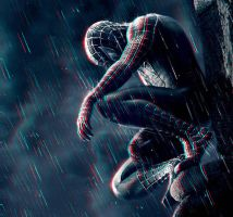 Spiderman 3-D conversion by MVRamsey