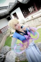Fushigi Yuugi - Hongo Yui by Xeno-Photography