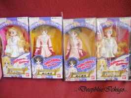 Full Moon wo sagashite dolls Set 1 for Sale by DeepblueIchigo