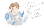 [WIP] Frederick: To destroy, OR TO DESTROY HARDER? by Blareot