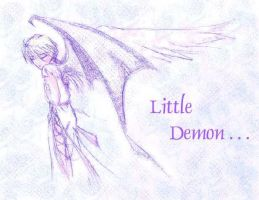 Little Demon -- Gundam Wing by ElfWithAttitude