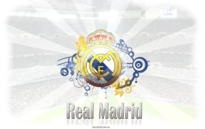 real madrid by ronaldokuwait