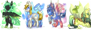 MLP adopts Auction CLOSED by AquaGalaxy