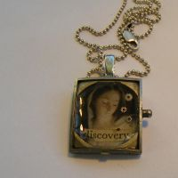 Watchcase Pendant I by hogret