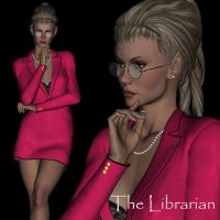 The Librarian by Trish2
