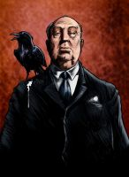 The Master Of Suspense by Loneanimator