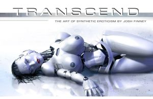 Transcend Cover Art by Josh-Finney