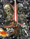 It's All Bout Dat Star Wars Those Villians by KwongBee-Arts