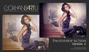Photoshop Action ver.1 by gokhanbartu
