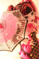 MONSTER HIGH Draculaura 3 by Gantaloupe