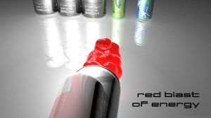 X-treem Energy Drink Advert 2 by Ixionx