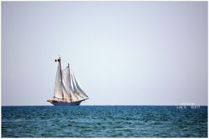 sailing... by timelesscolors