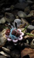 Hello Sweetie Ring by StregattaPuponzi