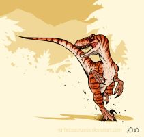 Banner Raptor by Geewrecks