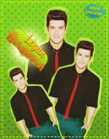 Logan Henderson by SuperstarElevate